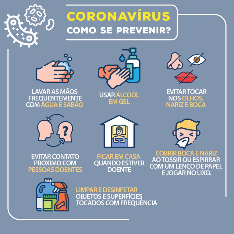 Resultado de imagem para cuidados com o coronavírus