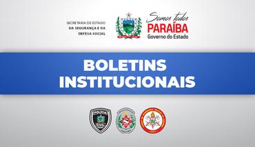 BoletinsInstitucionais