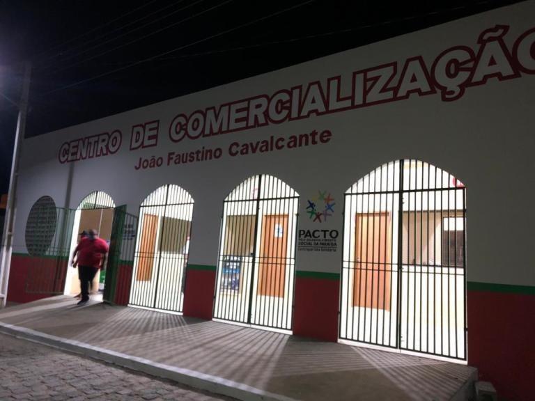Governo do Estado, através da SEDAM, em parceria com a Prefeitura de São José dos Cordeiros, realizam entrega de importante obra para o município