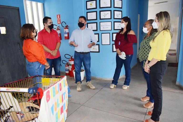 07-10-21 visita das Gerentes do SINASE ao Centro Socioeducativo Edson Mota-foto-Alberto Machado   (2).JPG