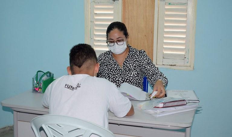 07-10-21 visita das Gerentes do SINASE ao Centro Socioeducativo Edson Mota-foto-Alberto Machado   (4).JPG