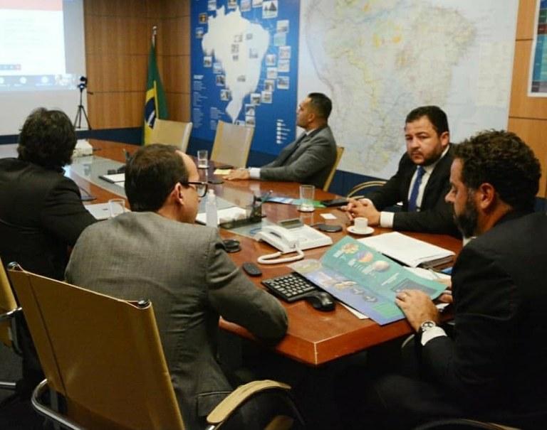 Governo da PB apresenta projeto do Polo Turístico Cabo Branco no Ministério do Turismo