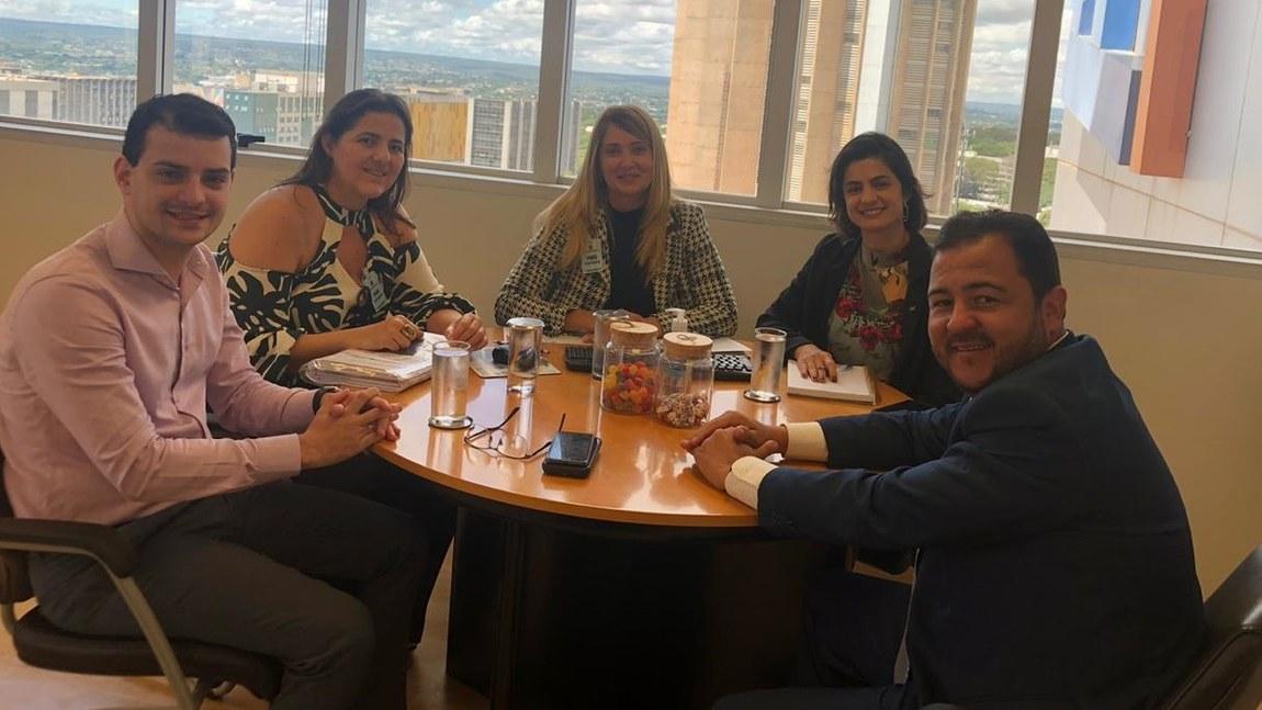 Suplan e SERI representam Governo da Paraíba em Brasília
