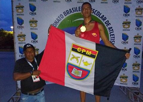 15_04_19 Alunos do Colégio da PM da Paraíba se destacam em competição brasileira de atletismo no RN (1).jpg