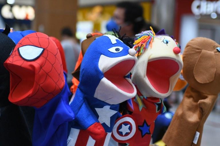 Artesãos comemoram volume de negócios do Festival de Brinquedos superior a R$ 72 mil em doze dias