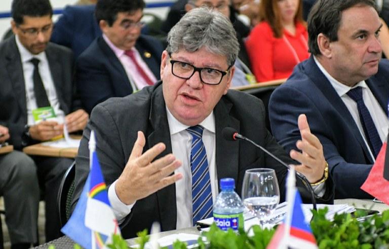 joao no encontro de governadores no piaui foto jose marques (2).JPG