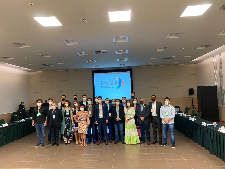 Estande da Paraíba recebe centenas de agentes de viagens na Abav Expo, em Fortaleza