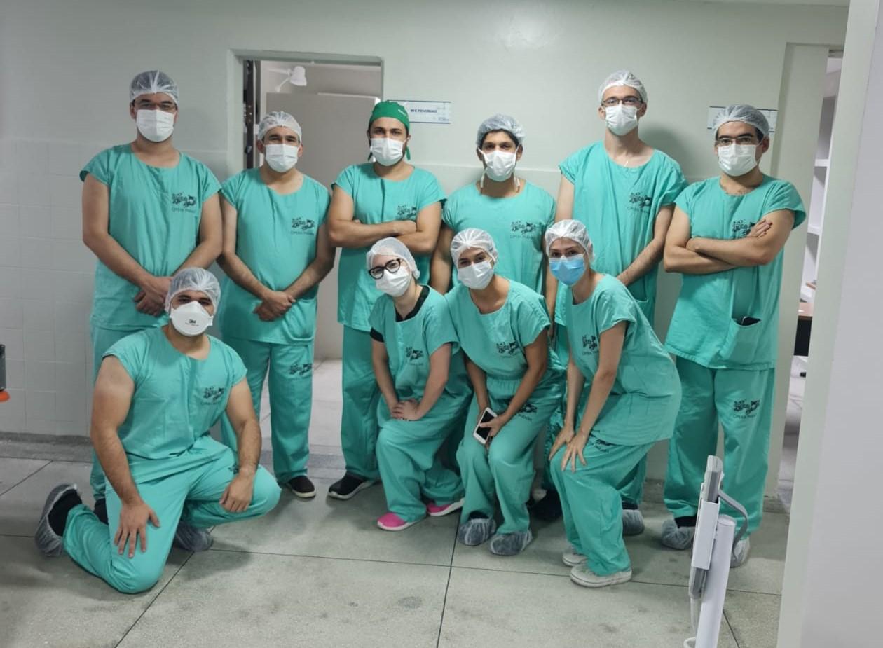 Hospital de Clínicas inicia Projeto Opera Paraíba com procedimentos pediátricos