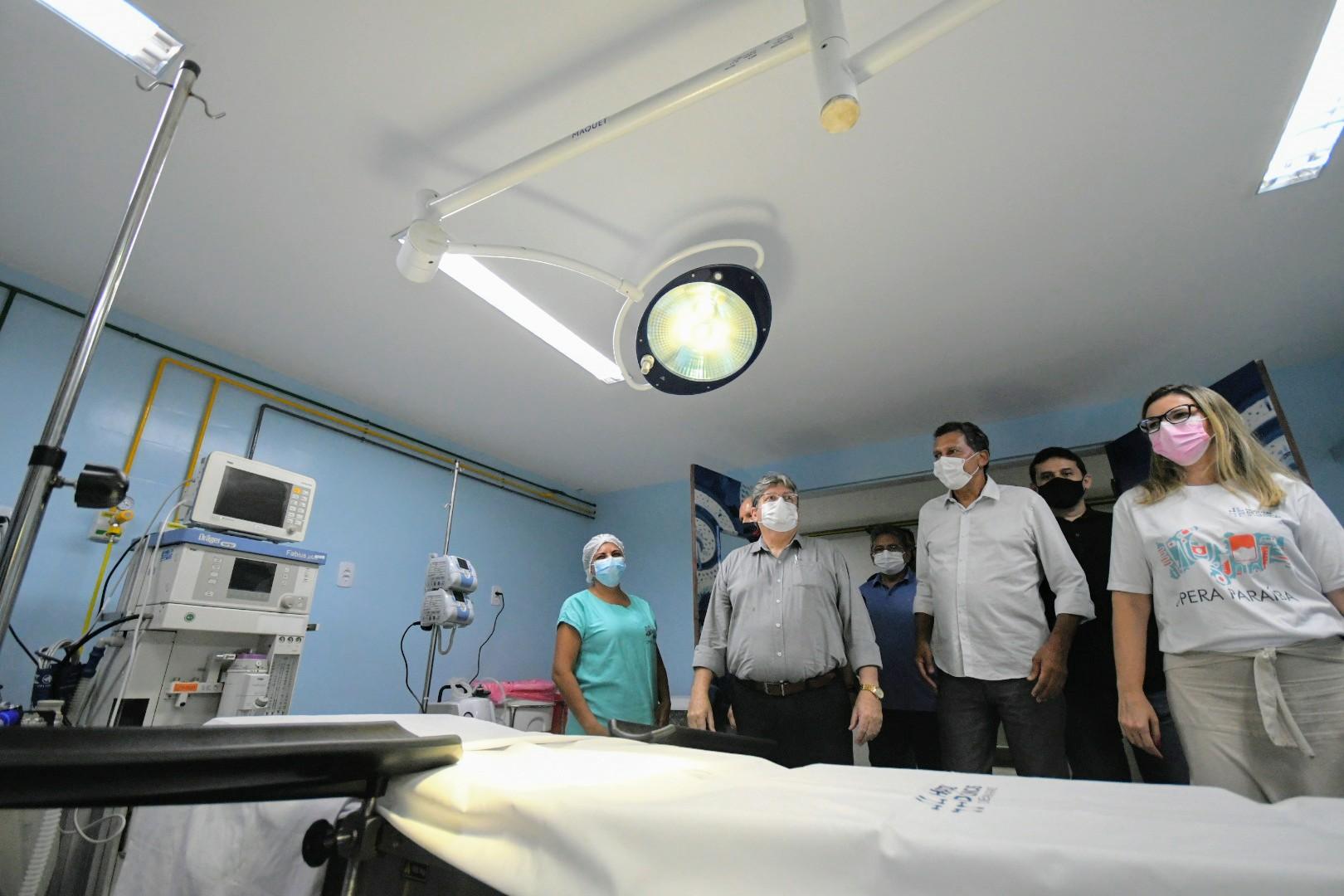 Hospital de Clínicas passa a integrar rede do Programa Opera Paraíba e primeiras cirurgias contemplarão crianças