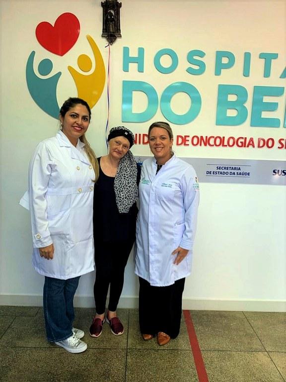 Dra. Nayarah _ Maria Eliane e a diretora do Complexo _ Liliane Sena.jpg
