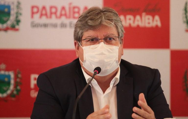 João Azevêdo apresenta plano de retomada gradativa de aulas presenciais na  Paraíba — Governo da Paraíba