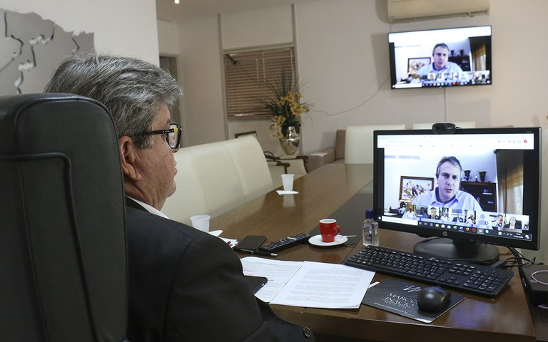 governador em video conferencia com governadores do nordeste_foto francisco franca (2).jpg