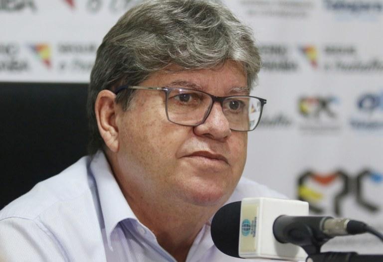 João Azevêdo inaugura e autoriza pacote de obras com investimentos superiores a R$ 100 milhões — Governo da Paraíba Secretária de Comunicação