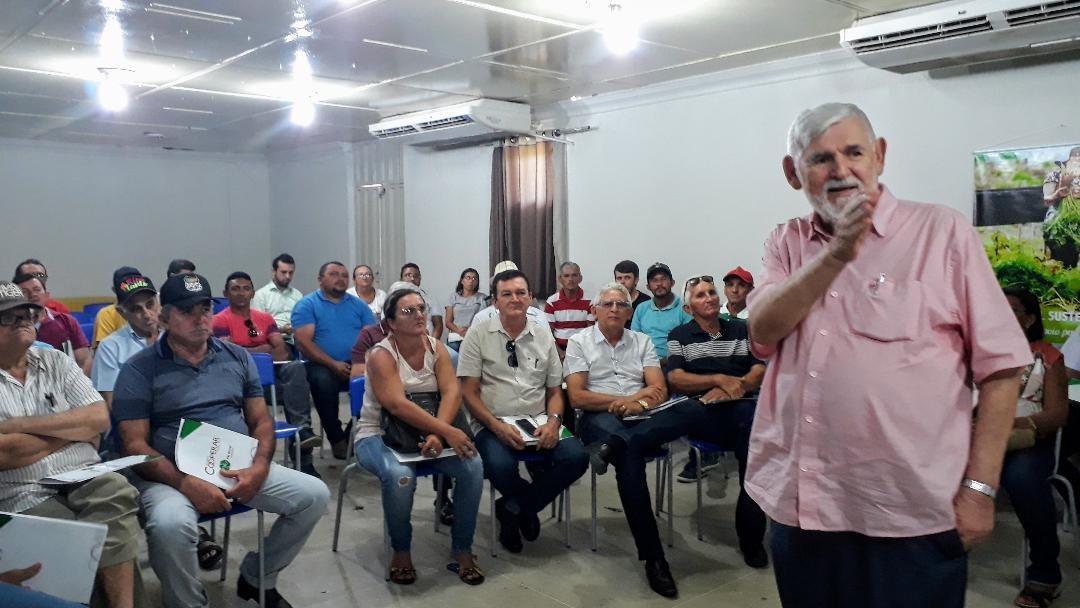 Missão do Bird participa de Oficinas para Conselheiros Regionais no Sertão
