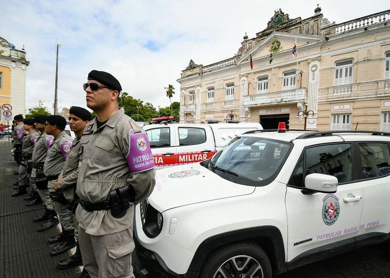 07_08_19 patrulha Maria da Penha_fotos José Marques (9).JPG