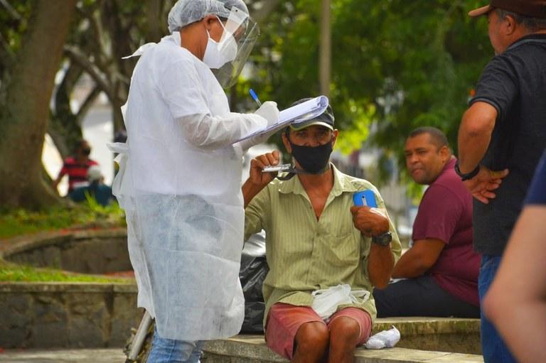 Prato Cheio: pessoas em situação de rua em Campina Grande agradecem pela  garantia de refeições diárias — Governo da Paraíba Secretária de Comunicação