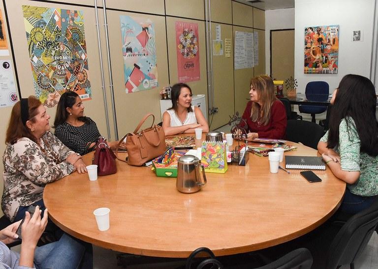 16_05_19 Visita da primeira-dama ao Espaço Cultural Fotos André Lúcio (2).JPEG