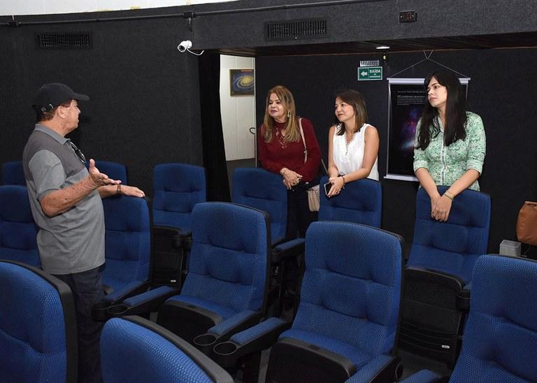 16_05_19 Visita da primeira-dama ao Espaço Cultural Fotos André Lúcio (2).JPG
