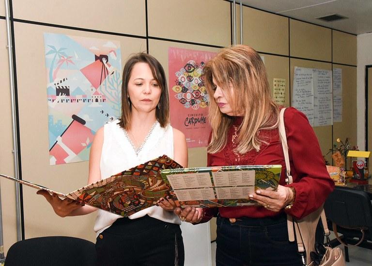 16_05_19 Visita da primeira-dama ao Espaço Cultural Fotos André Lúcio (3).JPEG