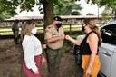 15.07.2021 Visita da Primeira-dama ao Centro de Equoterapia da Polícia Militar (3).JPG