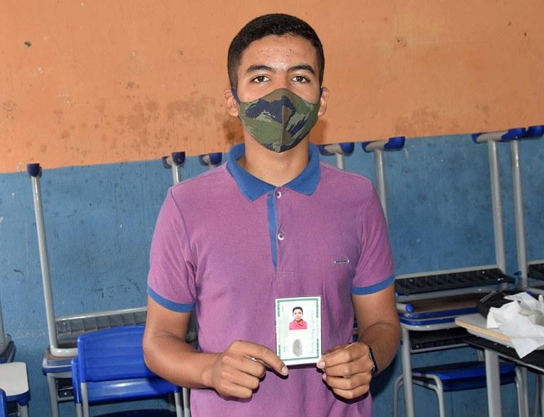 Programa cidadão  retorna as ações itinerantes para emissão de documentos  foto-Alberto Machado (12).JPG