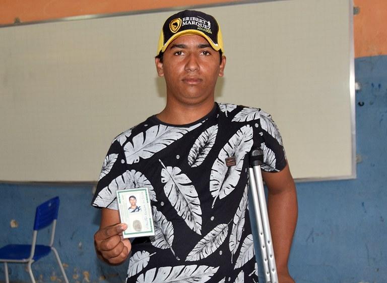 Programa cidadão  retorna as ações itinerantes para emissão de documentos  foto-Alberto Machado (13).JPG