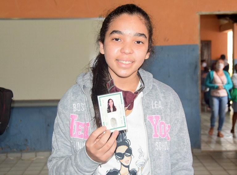 Programa cidadão  retorna as ações itinerantes para emissão de documentos  foto-Alberto Machado (14).JPG