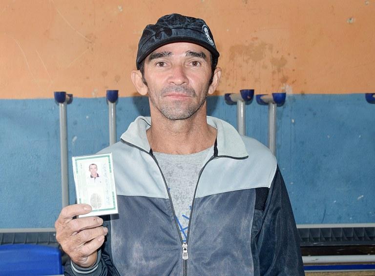 Programa cidadão  retorna as ações itinerantes para emissão de documentos  foto-Alberto Machado (15).JPG