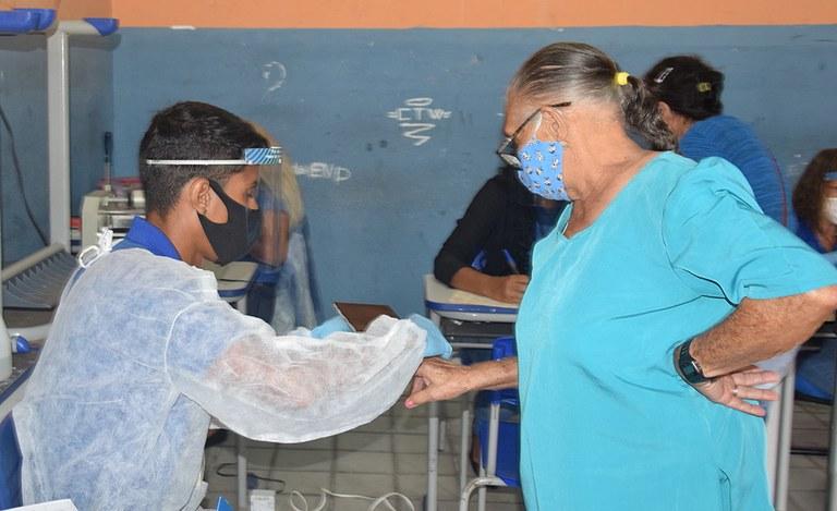 Programa cidadão  retorna as ações itinerantes para emissão de documentos  foto-Alberto Machado (5).JPG